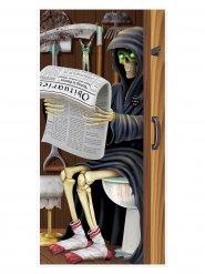 Decorazione per porta Morte Halloween 76 x 152 cm
