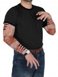 Maniche finte ferite halloween
