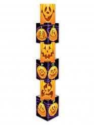 Decorazione zucche simpatiche di halloween