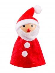 Decorazione Babbo Natale 8 x 3 cm