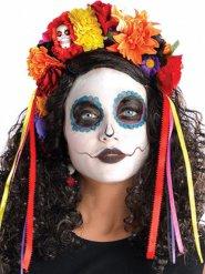 Corona di fiori Dia de Los Muertos