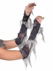 Mezzi guanti lunghi da mummia