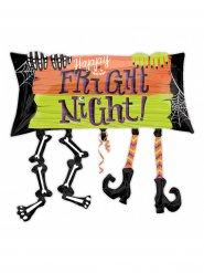 Pallone di alluminio Happy Fright Night