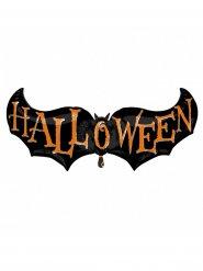Palloncino alluminio pipistrello halloween 104 cm