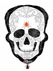 Palloncino teschio Dia de los muertos 45 x 61 cm