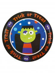8 Piatti Trick or Treat