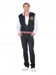 Costume giacca liceo anni 50 per uomo
