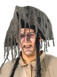 Cappello grigio da pirata fantasma