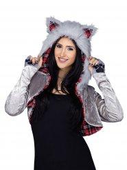 Costume Bolero da lupo per donna