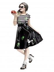 Costume zombie anni 50 per donna
