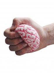 Palla antistress cervello rosa