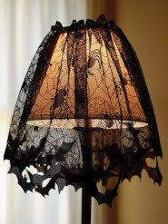 Decorazione halloween per lampada