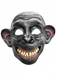 Mezza maschera Scimmia sorridente