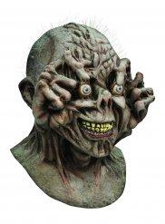 Maschera da mostro grigio per adulto Halloween