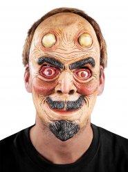 Maschera diavolo adulto per Halloween