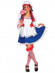 Costume da bambola per donna