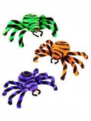 Decorazione ragno gigante colore casuale