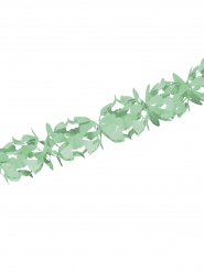 Ghirlanda decorativa verde 600 x 18 cm