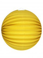 Lanterna tonda gialla