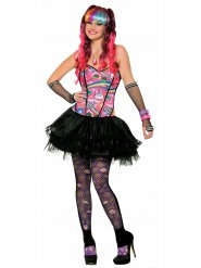 Costume pop star per donna