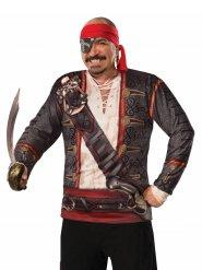 Maglia da pirata uomo