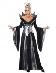 Costume regina cattiva delle fiabe donna
