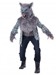 Costume lupo mannaro adulto