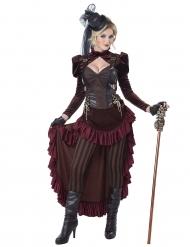 Costume steampunk sexy da donna