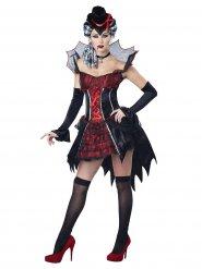 Costume da vampiro assetato per donna halloween