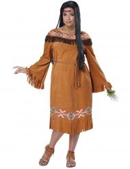 Costume da indiana per donna taglia grande