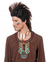 Parrucca cresta indiana da uomo