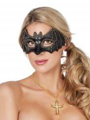 Mascherina da pipistrello per donna