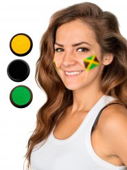 Kit trucco supporter Jamaica