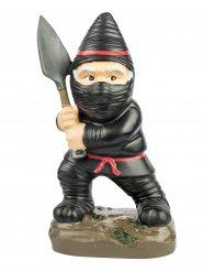 Nano da giardino Ninja nero