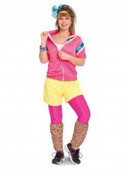 Costume da jogging anni 80 per donna