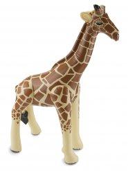 Giraffa gonfiabile decorativa 74 cm