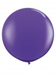 Pallone gigante decorativo 90 cm viola