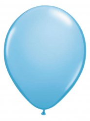 20 palloncini blu chiaro