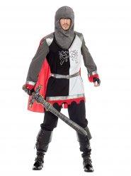 Costume da cavaliere medievale per adulto