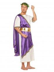 Costume da imperatore romano per uomo