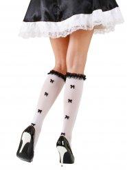 Gambaletti calze da cameriera per donna