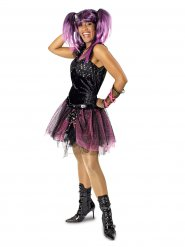 Costume da punk rock and Roll in tutu