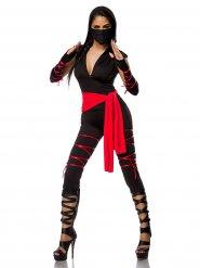 Costume da ninja sexy seducente per donna