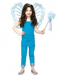 Ali e bacchetta da fata blu per bambina
