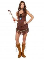 Costume indiana d'america sexy per donna
