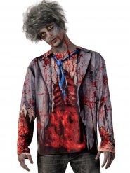 Costume da zombie insanguinato per uomo