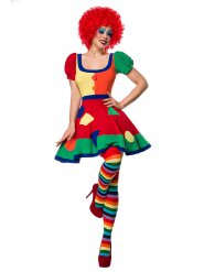 Travestimento da clown per donna