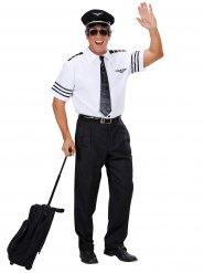 Costume comandante di bordo per uomo