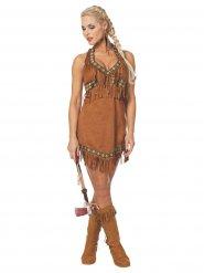 Costume da indiana tribale per donna