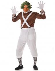 Costume da aiutante del cioccolato per uomo